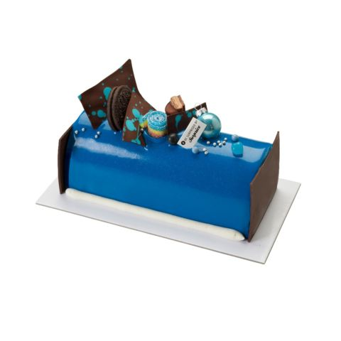 oreo bueno cake met chocolade