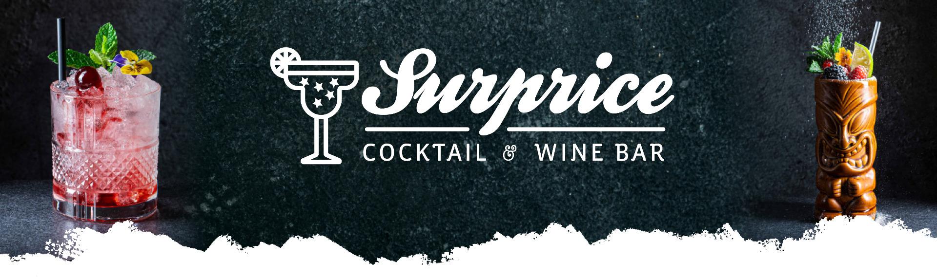 Surprice Cocktail & Wine Bar