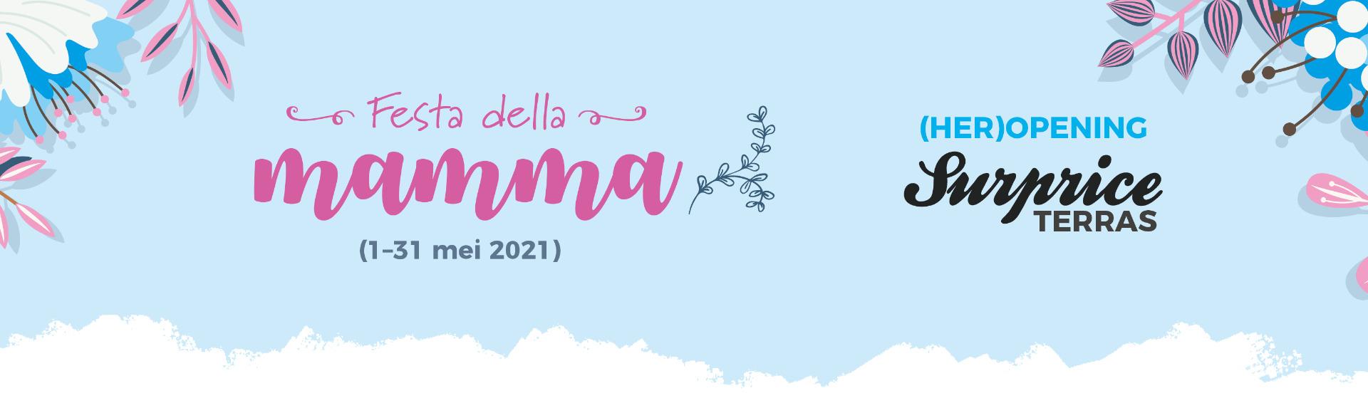 Surprice Festa Della Mamma